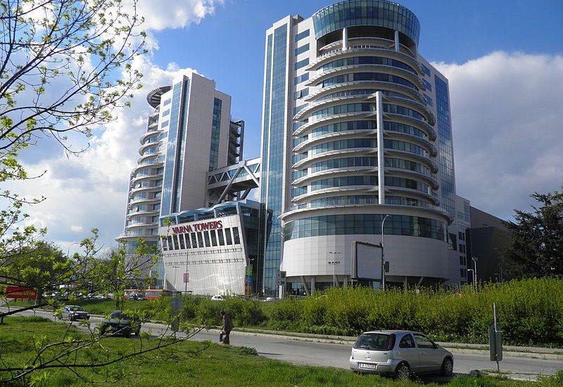 Varna_Towers,Bulgaria